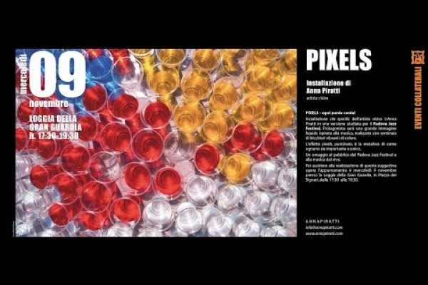 Pixel: ogni punto conta (every dot counts)