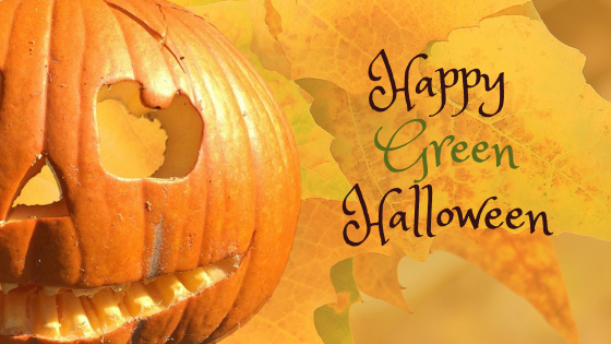 Buon Halloween Eco friendly da Ecobioshopping